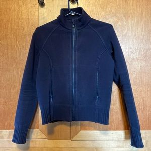 Lululemon Navy Blue NTS Jacket